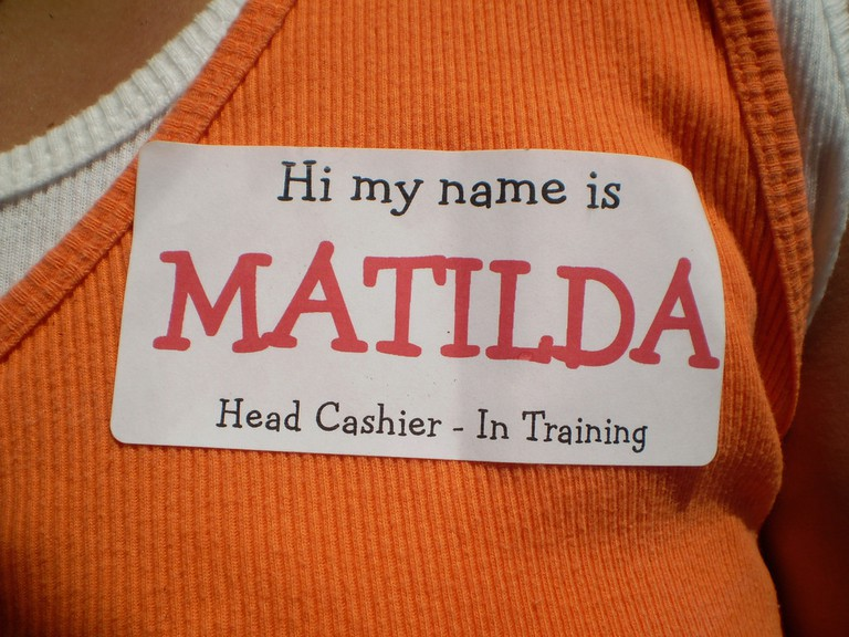 hello my name is... | ©EvelynGiggles / Flickr