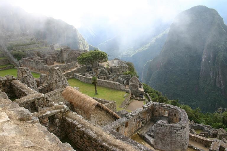 Inca site | © Paul Williams/Flickr