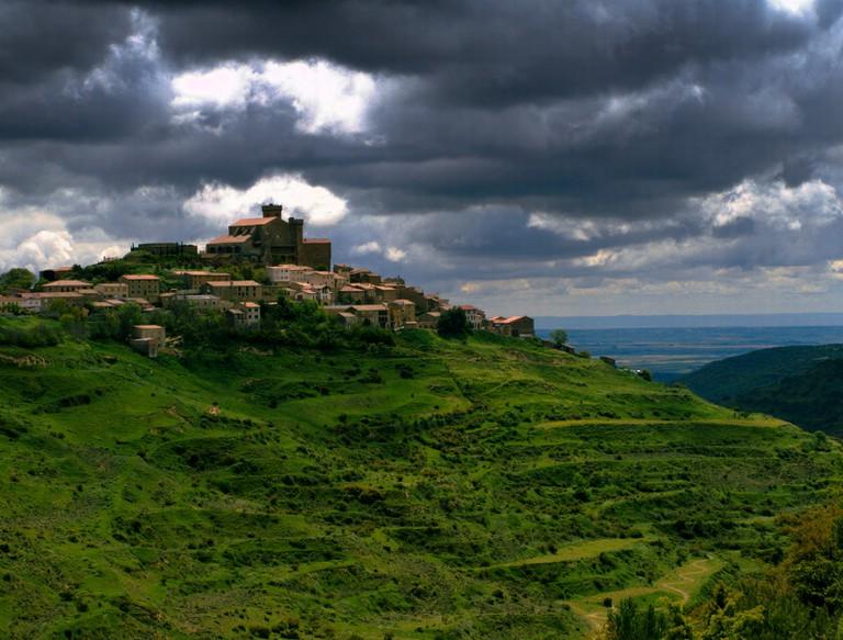 Ujué, Navarre, Spain   ©Ignorant Walking / Flickr