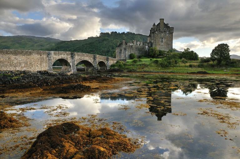 Eilean Donan | © Peter Mulligan/Flickr