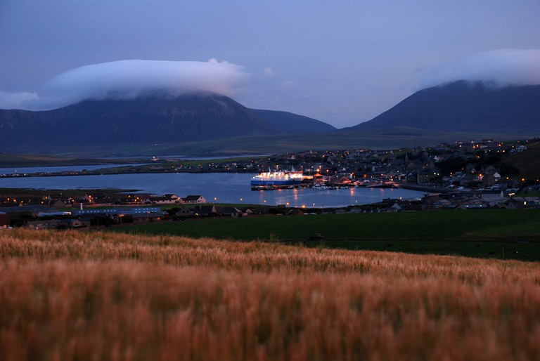Stromness Harbour, Orkney | © Sethoscope/Flickr