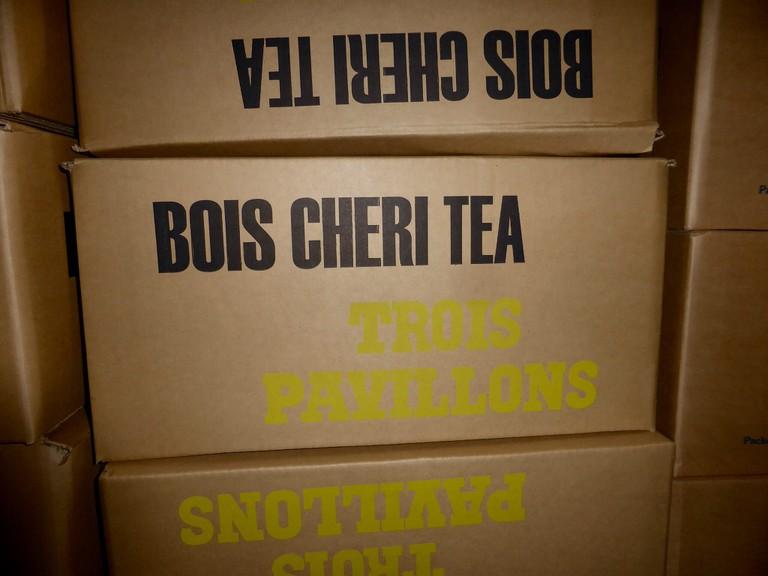 Bois Cheri Tea|© Bryn Pinzgauer/FlickR