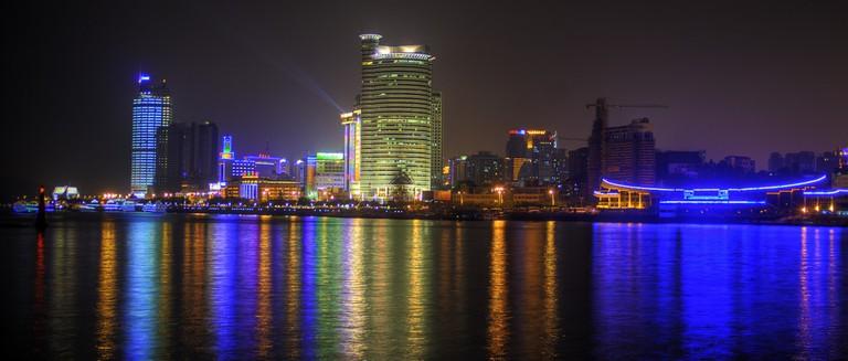 Xiamen Bund | ©Jakob Montrasio/Flickr