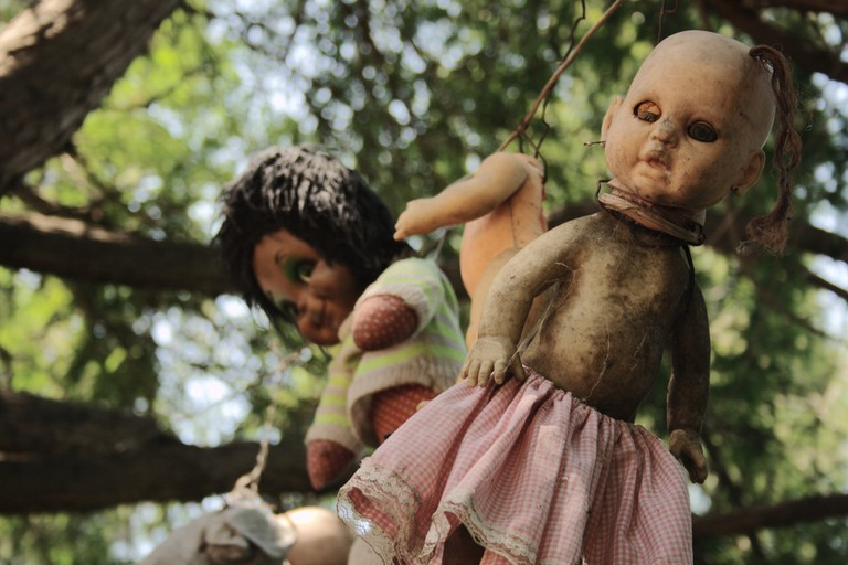 Island of the Dolls | © Esparta Palma/Flickr