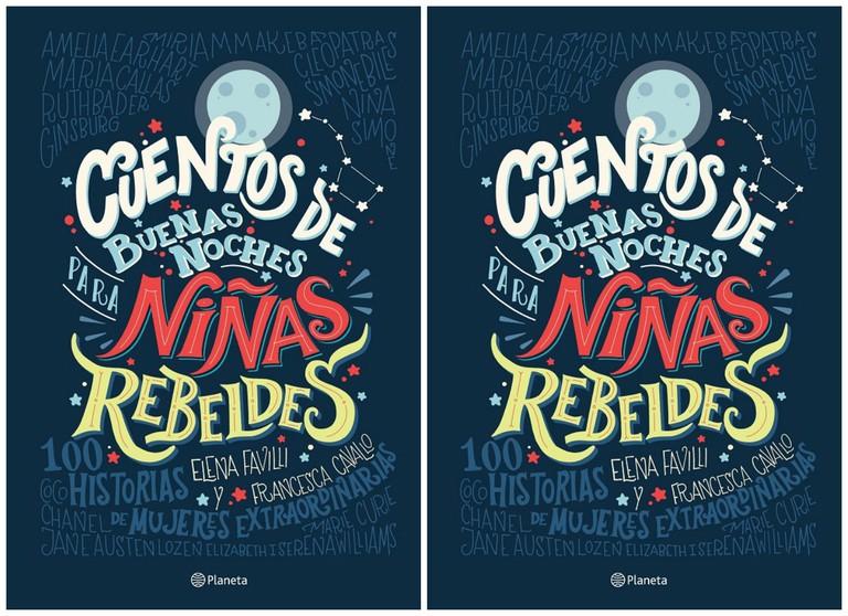 Cuentos de Buenas Noches Para Niñas Rebeldes | © Planeta
