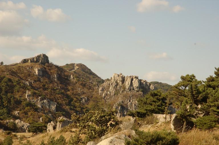 Geumjeongsan Mountain | © Honza Soukup / Flickr