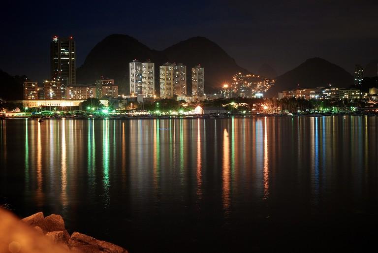 The view of Guanabara Bay from Bar Urca | © Kenji Yamamoto/Flickr