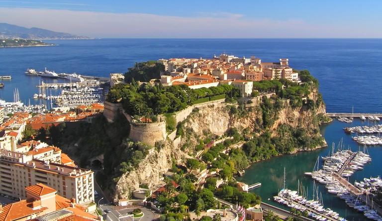 The Rock of Monaco