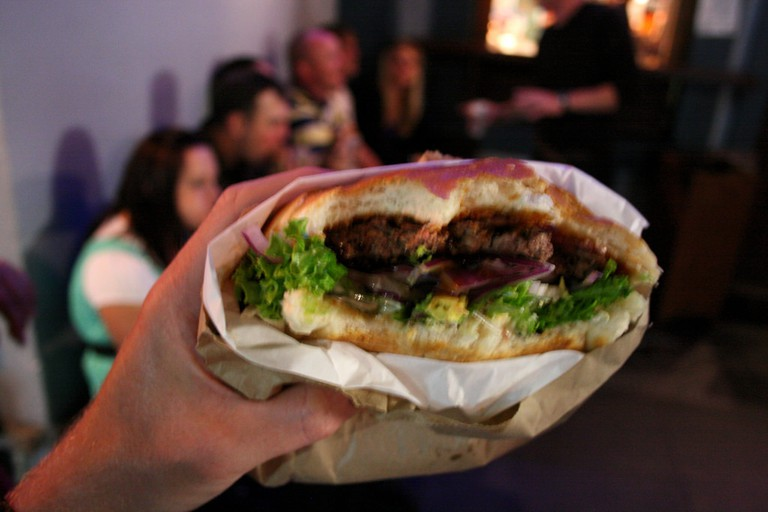 Fergburger   © John Morton/Flickr