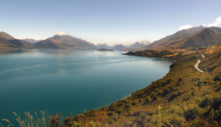 Lake Wakatipu | © Bernard Spragg/Flickr