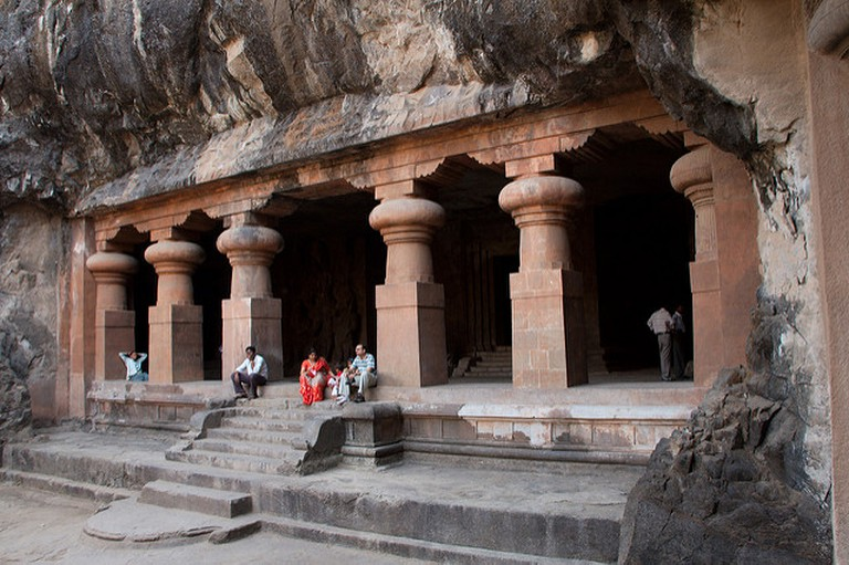 Elephanta Caves | © Christian Haugen / Flickr