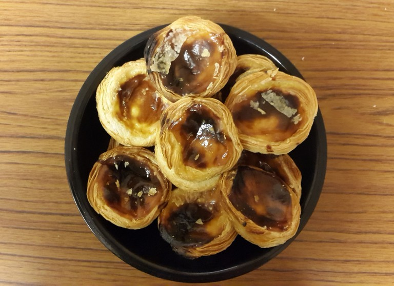 Expect more from Carreira than these—custard tarts (pasteis de nata, a popular Portuguese pastry | © Leimenide / Flickr