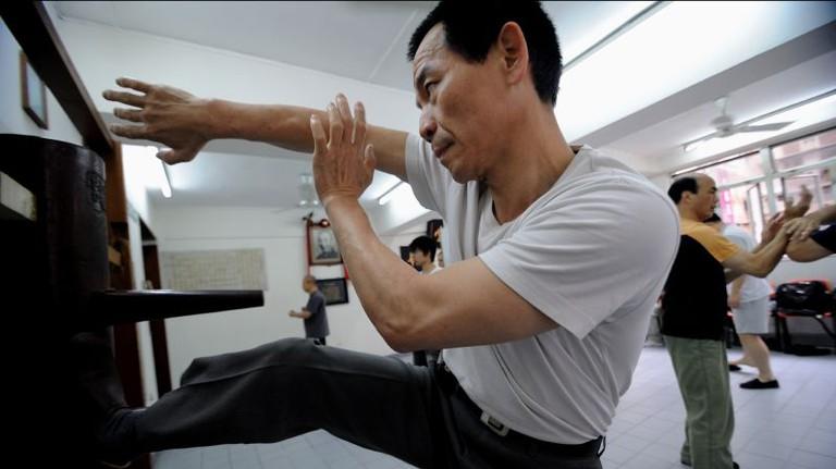 Wing Chun   © Edwin Lee / Flickr