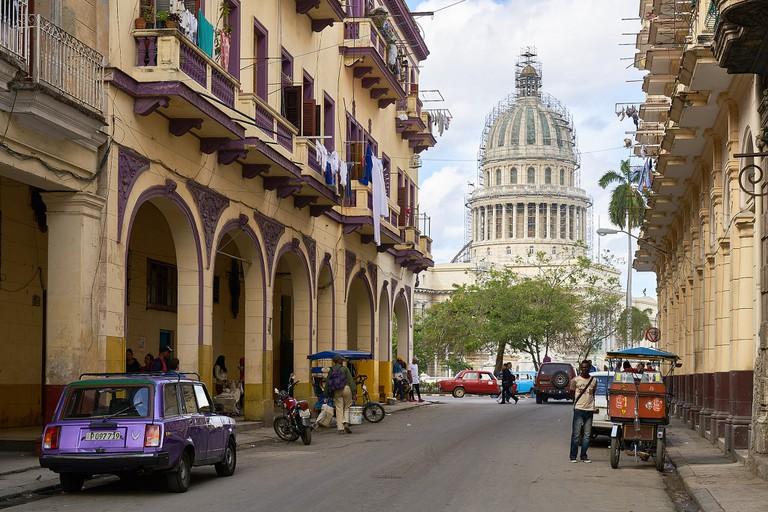 Capitol Building, Havana | © Pedro Szekely / Flickr