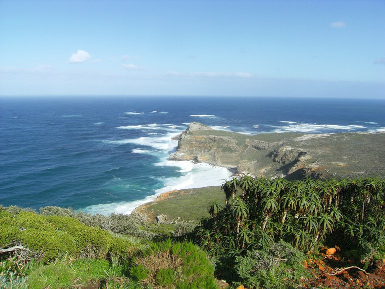 Cape Point Nature Reserve (Cape of Good Hope) © Theo Crazzolara