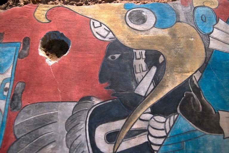 One of the museum's many murals | © William Neuheisel/Flickr