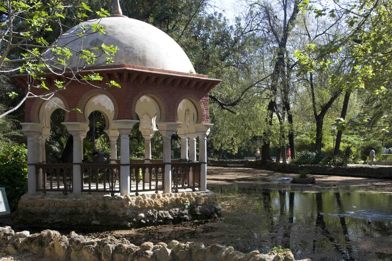 """<a href=""""https://www.flickr.com/photos/bly_wirawan/"""" target=""""_blank"""" rel=""""noopener noreferrer"""">Seville's Maria Luisa Park is a great place for kids (and adults) 