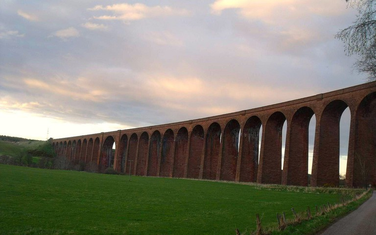 Culloden Viaduct   © Dave Conner/Flickr