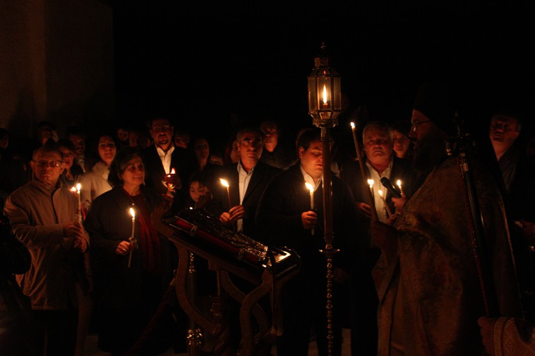 Holy Saturday Service | © Klearchos Kapoutsis/Flickr