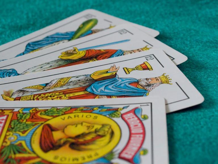 Spanish card deck | © Raúl Hernández González/Flickr