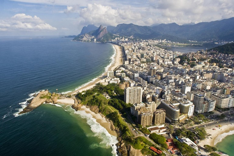 Rio's extraordinary coastline |© Pedro Kirilos | Riotur/Flickr