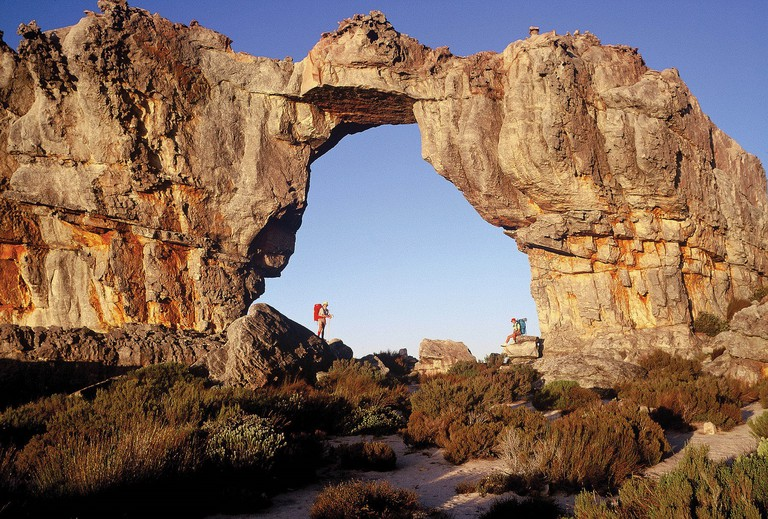 Wolfberg Arch, found along the Wolfberg Cracks | © South African Tourism/Flickr