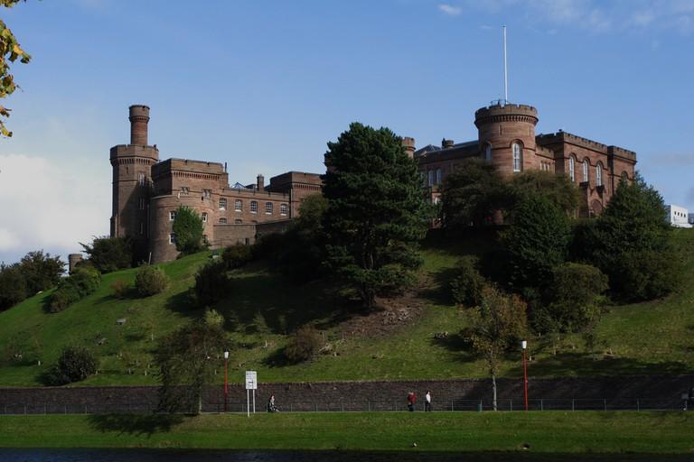 Inverness Castle | © David Brossard/Flickr