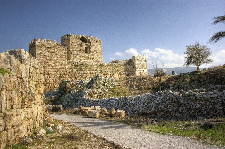Castle, Byblos | © Keith Yahl / Flickr