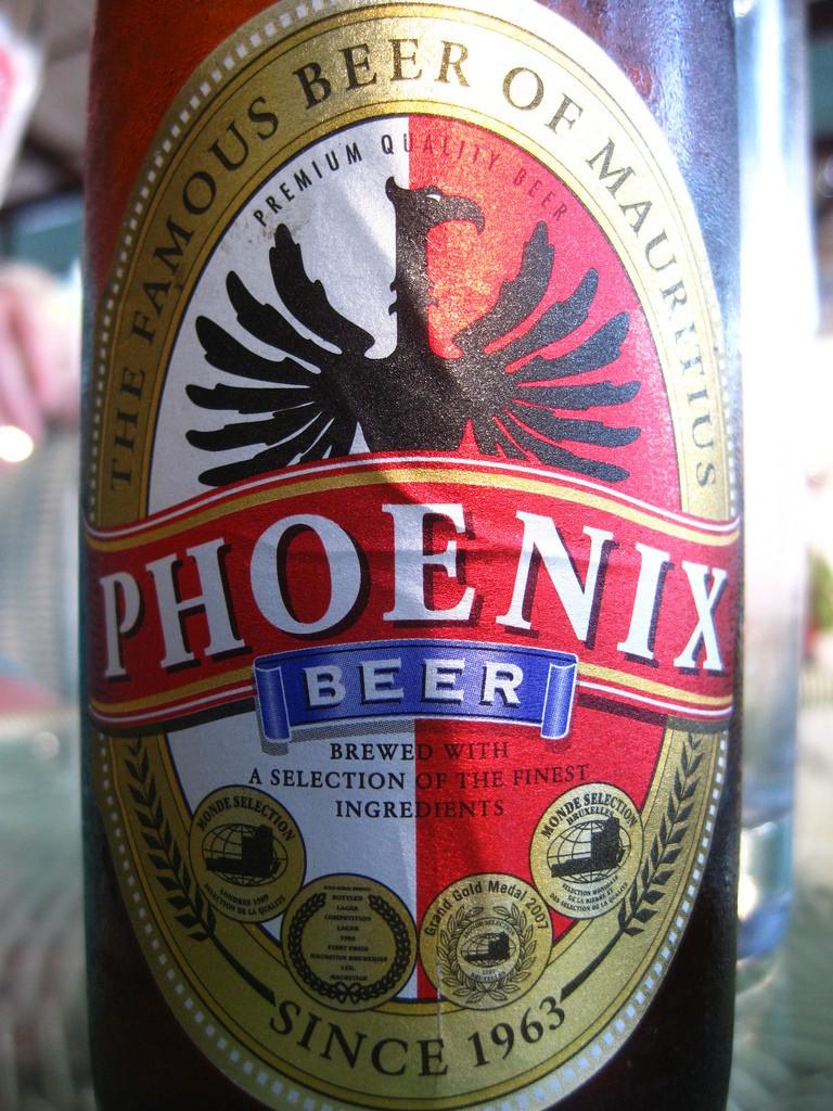 Phoenix beer | © Leon Brocard/Flickr