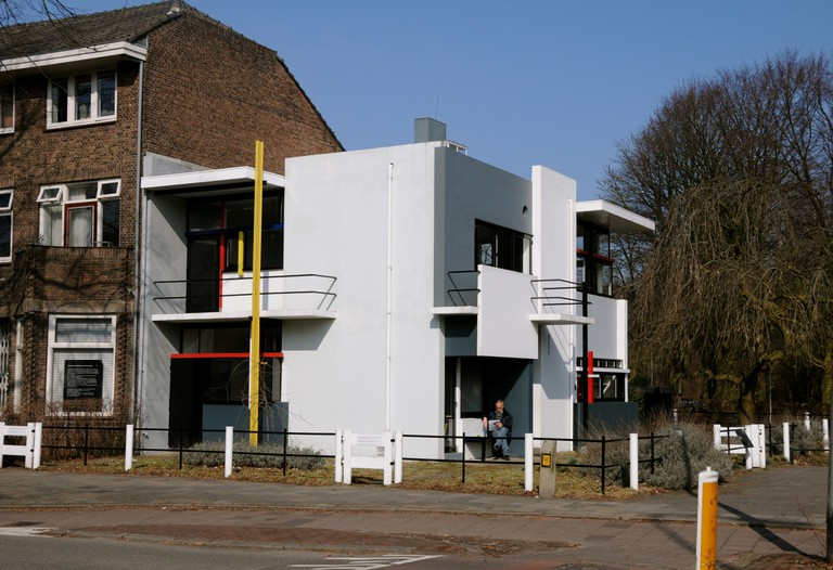 Rietveld's Schroder House | © Kerry O'Connor / Flickr