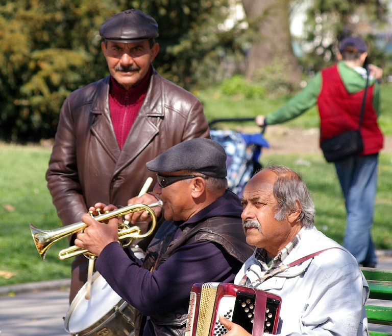 Music in the park in Sofia | © Donald Judge/Flickr