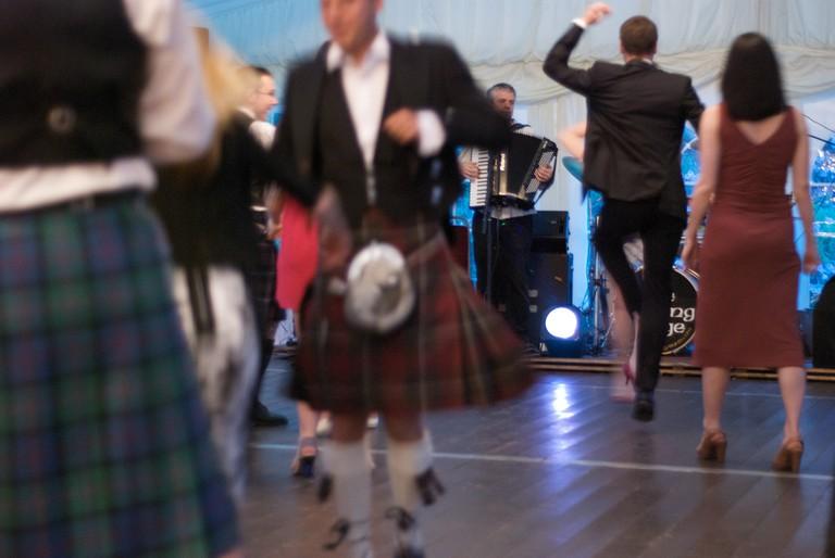 Dancing Scots | © BenJGibbs/Flickr