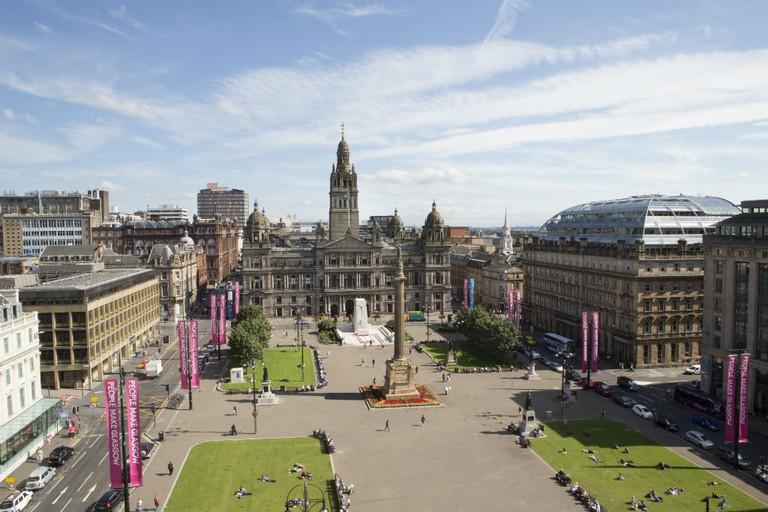 George Square | Courtesy Of Glasgow Life