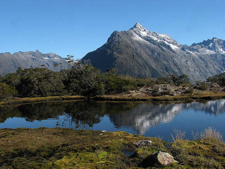 Key Summit - Routeburn Track | © Department of Conservation/Flickr
