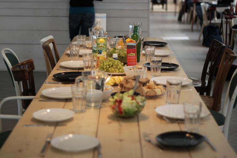 Table talk at Hub |© Markus ›fin‹ Hametner / Flickr