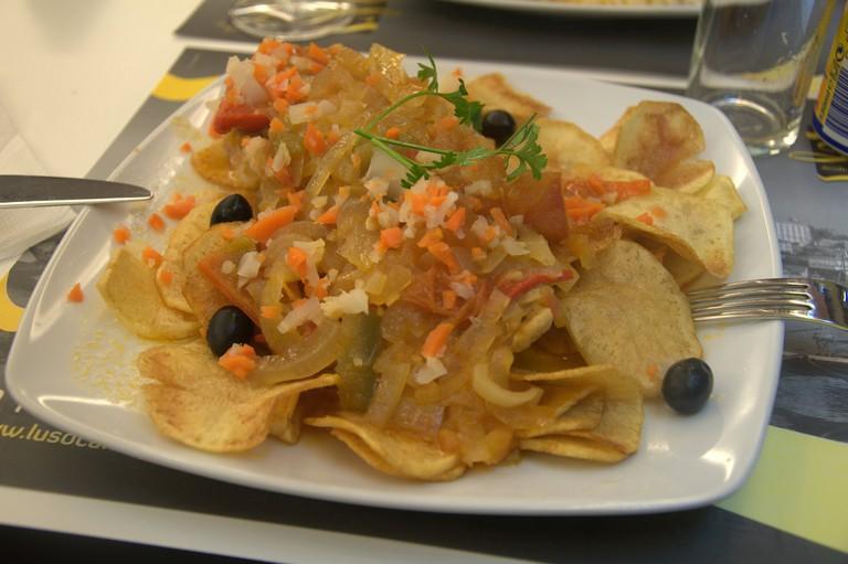 Bacalhau recipe © Francisco Antunes / Flickr