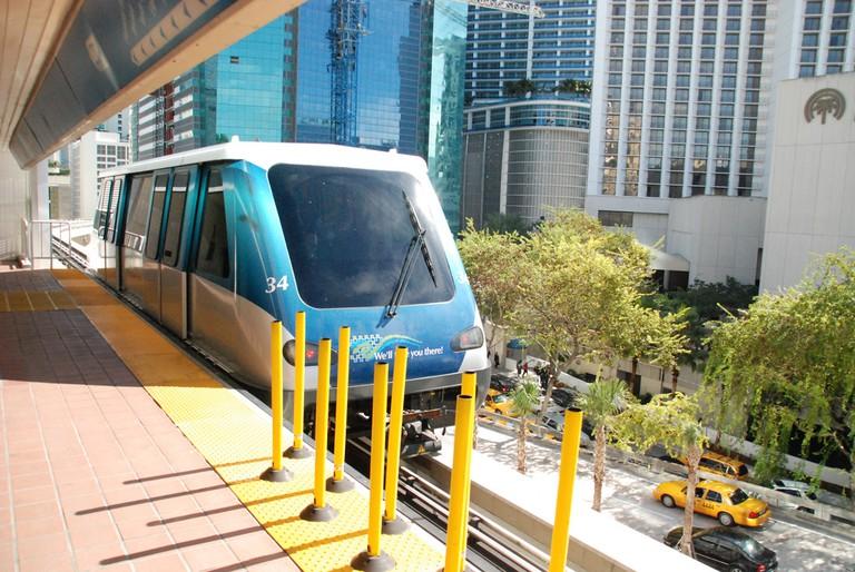 Metro Mover   Humberto Moreno/Flickr