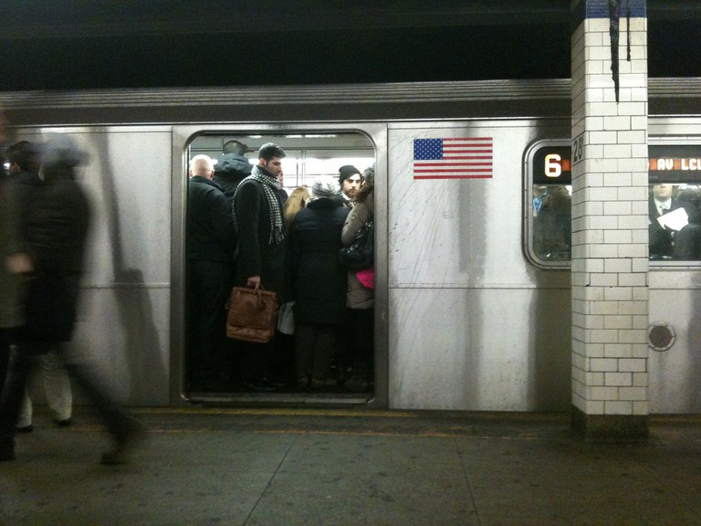 crowded subway © [Bettyx1138 ]/[e.g. Flickr]