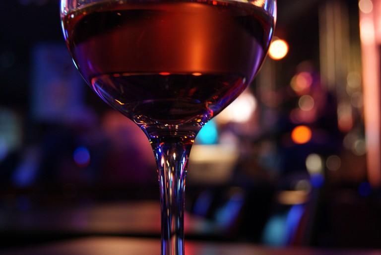 Wine Glass | Denise Mattox/Flickr