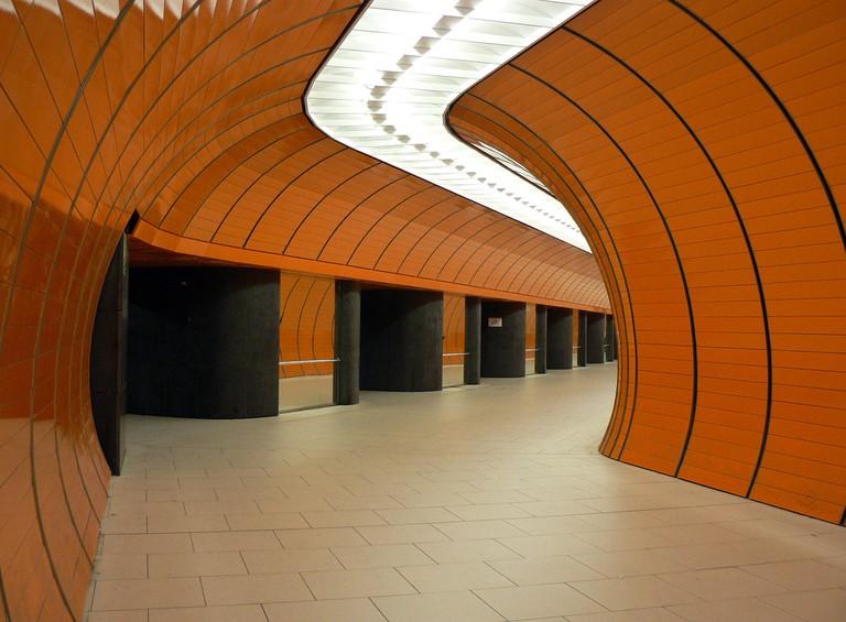 Marienplatz station © Sam Dark / Flickr