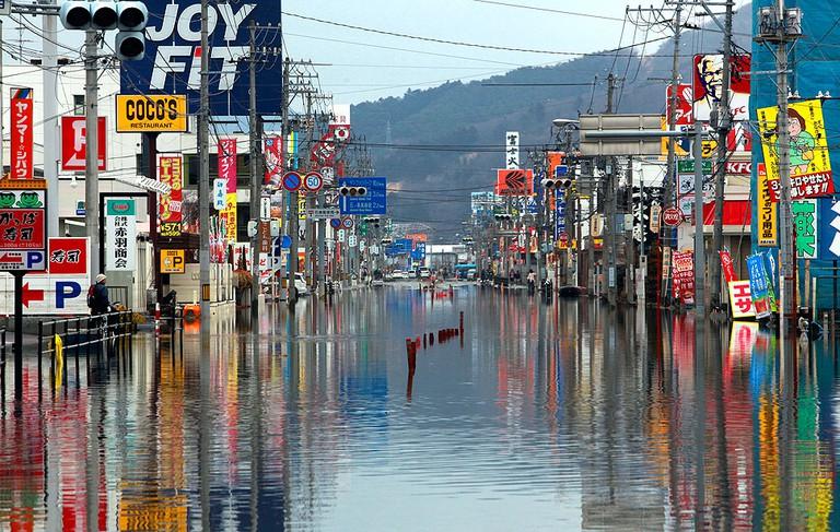 Japan 日本 March 2011 — Tōhoku earthquake and tsunami (東北地方太平洋沖地震) 350 | © Douglas Sprott / Flickr