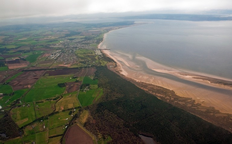 Nairn and the Moray Firth | © Phillip Capper/Flickr