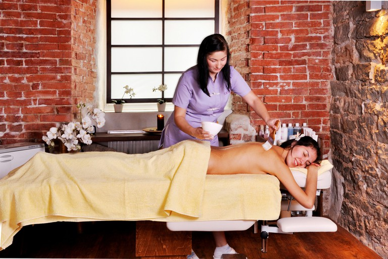 Relaxing spa treatments| © Unique Hotels/Flickr