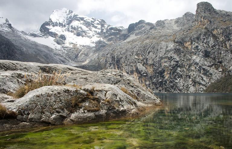 Laguna Churup.|©Miguel Rubio-Roy/Flickr