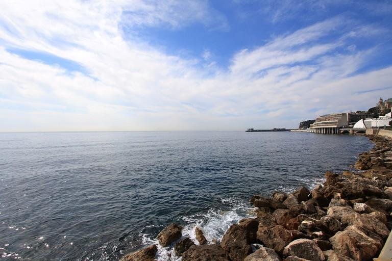 Monaco Coast | © L'amande / Flickr