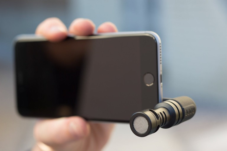 RØDE Microphones VideoMic Me Directional Microphone for Smart Phones | Courtesy of Amazon