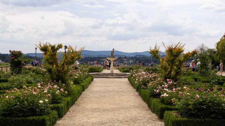 Boboli gardens   © Ed Webster