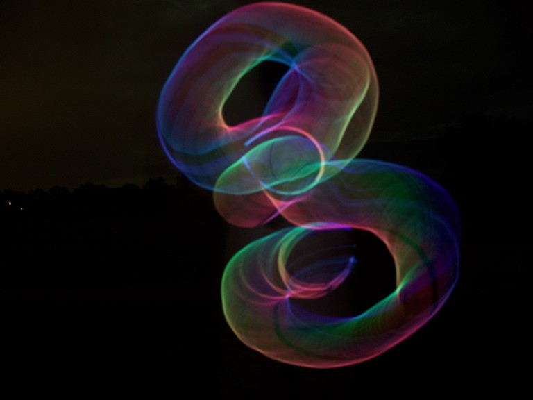 How to paint String Theory | © trailfan/Flickr