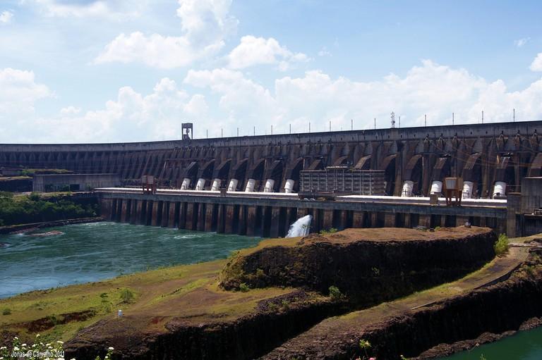 Itaipú Dam © Jonas de Carvalho / Flickr