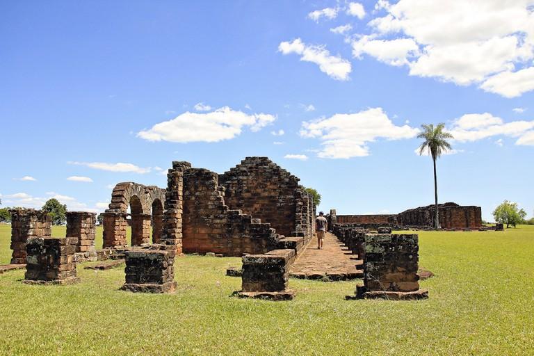 La Santisima Trinidad de Paraná © Magalie L'Abbé / Flickr
